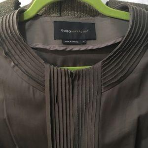 BCBG Max Azria Fitted Blazer/Top